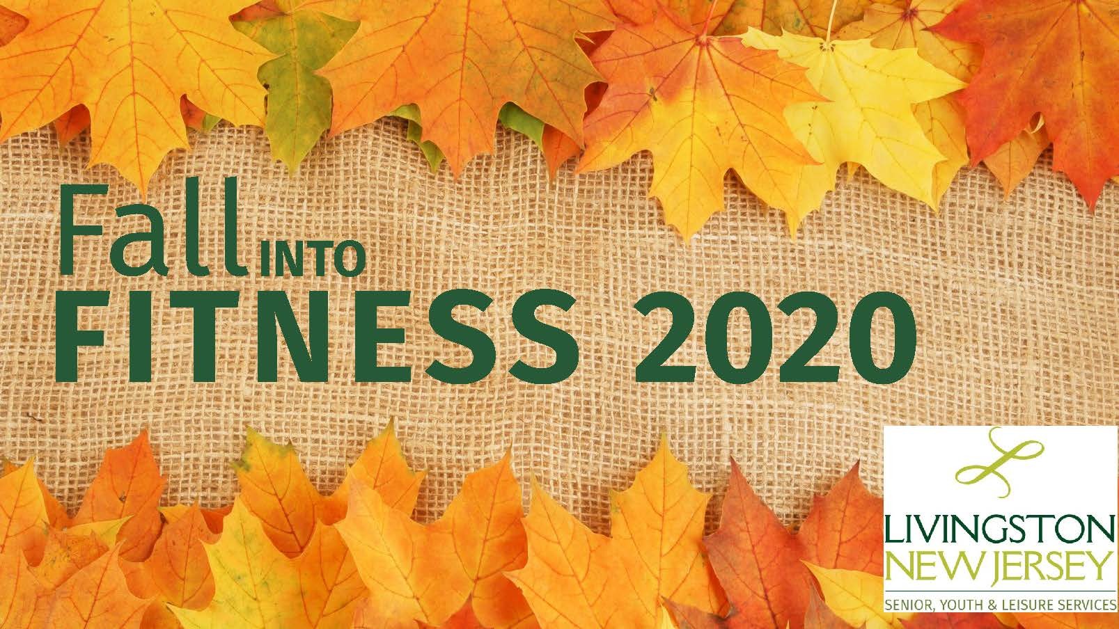 Fall Adult Fitness 2020 BANNER