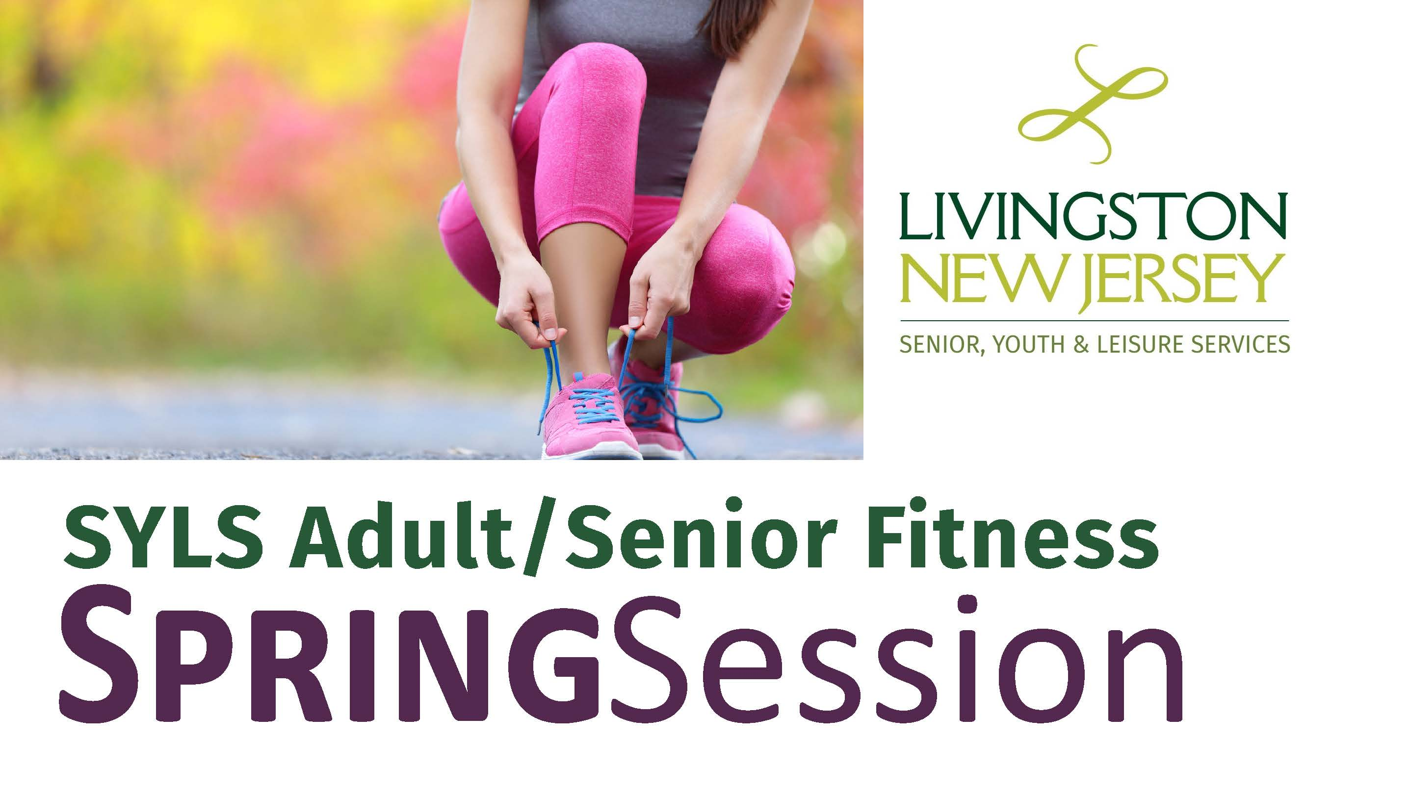 Spring Adult Fitness 2021