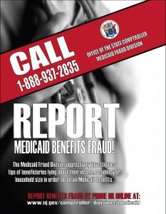 Graphic for Medicaid Fraud