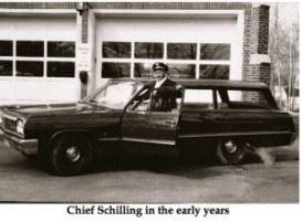 Fire Chief Schilling