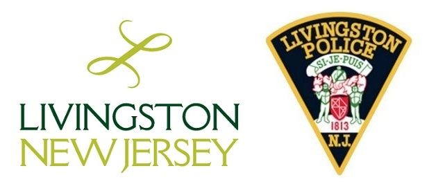 Livingston Township logo and Livingston Police Department patch
