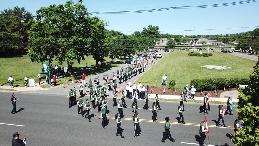Livingston Christmas Parade 2021 Memorial Day Ceremomy 2021 Livingston Township Nj