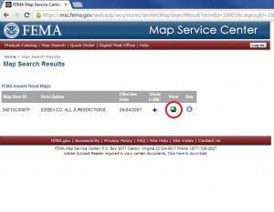 Township Maps Livingston Township NJ - Fema map search