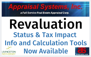 2020 Revaluation Tax Impact calculation tools are now available online